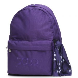 POLO Σακίδιο Original Scarf (dark purple)