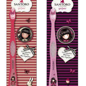 Santoro Gorjuss Παιδική οδοντόβουρτσα 1τμχ (3026)