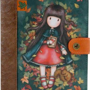 Santoro Gorjuss organizer autumn leaves (1036GJ)
