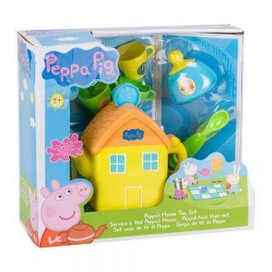 Peppa pig tea house