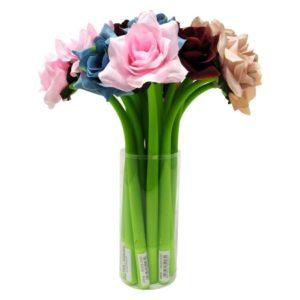 Στυλό Πενάκι Λουλούδι Τριαντάφυλλο (SG20-23)
