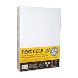 Next Gold A4 160γρ. premium copy paper 250φ. (18393)