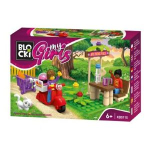 Summer picnic - Blocki MyGirls (KB0115)
